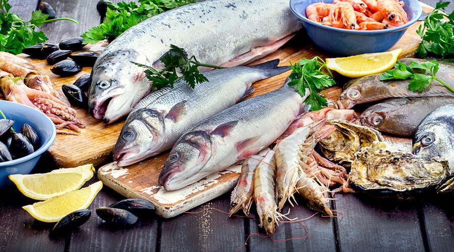 Fisch & Seafood