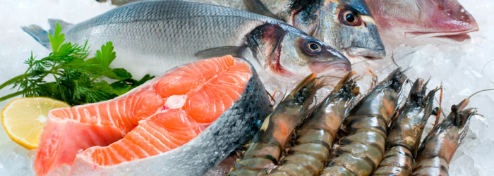 Fisch & Seafoood