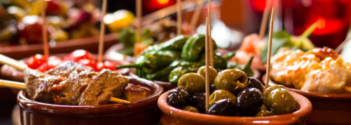 Antipasti, Fingerfood & Tapas
